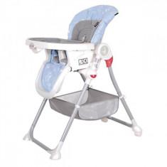 Scaun pentru masa Teddy Blue Coletto - Set mobila copii