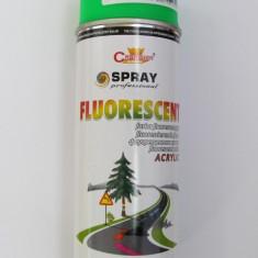 Spray Vopsea Profesional CHAMPION VERDE FLUORESCENT  AL-TCT-4929