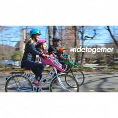 Scaun de bicicleta Safe-T-Seat Roz iBert - Accesoriu Bicicleta