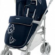 Carucior 3 in 1 Millestrade Esprit 118 (Bleumarin) Brevi - Carucior copii 3 in 1