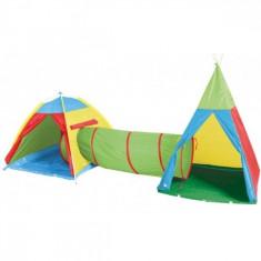 Ansamblu corturi de joaca Zenovia Knorrtoys - Casuta copii