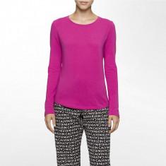 Pijamale CALVIN KLEIN - Compleu Bluza, Pantaloni Dama, Femei - 100% AUTENTIC