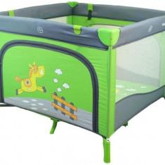 Tarc de joaca pentru copii Lively Horse green