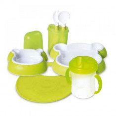 Kit accesorii hranire Ours Verde dBb Remond