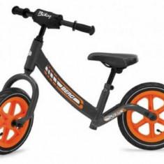 Bicicleta fara pedale Biky Grey Berg Toys - Bicicleta copii