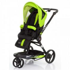 Carucior 3 Tec Plus Lime ABC Design - Carucior copii 2 in 1 ABC Design, Albastru