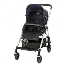 Carucior 3 in 1 Trio Streety Total Black Bebe Confort - Carucior copii 3 in 1 Bebe Confort, Rosu