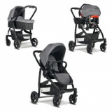 Carucior 3 in 1 Evo Charcoal Graco