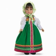 Papusa Marina cu costum verde Paola Reina