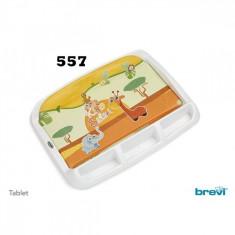 Saltea de infasat Tablet 557 (Portocaliu) Brevi - Masa de infasat copii