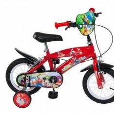 Bicicleta 12 inch Mickey Mouse Club House Toimsa - Bicicleta copii