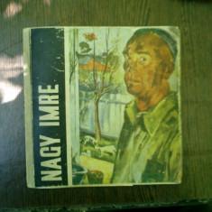 Expozitie retrospectiva Nagy Imre 1973 - Album Muzee