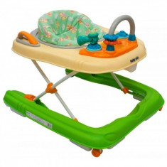 Premergator multifunctional Dakota Verde Baby Mix, 0-6 luni