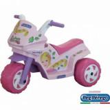 Motocicleta copii Mini Princess Peg Perego
