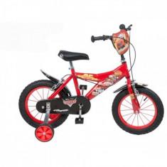 Bicicleta 14 inch Cars Toimsa - Bicicleta copii