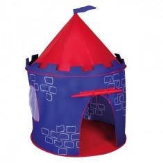 Cort de joaca pentru copii Castel Knorrtoys - Casuta copii Knorrtoys, Rosu