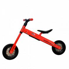 Bicicleta copii fara pedale B-Bike Rosu DHS