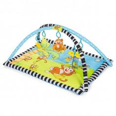 Covoras de joaca Chipolino Monkey - Tarc de joaca