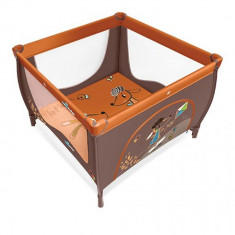 Tarc de joaca Play Orange Baby Design