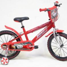 Bicicleta Cars 16 inch Denver - Bicicleta copii