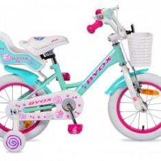 Bicicleta Copii Byox 14 Cupcake 4-7 ani