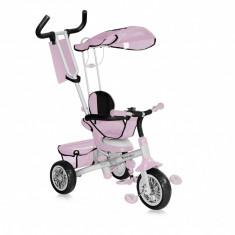 Tricicleta B301B Light Pink Bertoni - Tricicleta copii