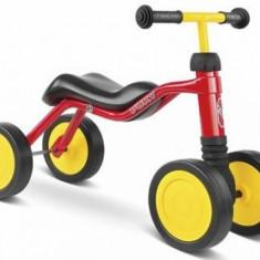 Tricicleta fara pedale Wutsch Rosu Puky - Tricicleta copii