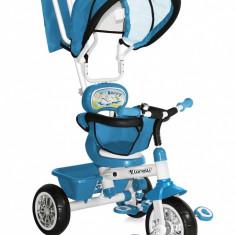 Tricicleta copii B313A Blue White Bertoni