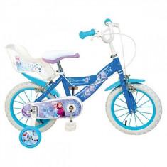 Bicicleta 14 inch Frozen Toimsa - Bicicleta copii