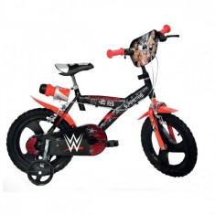 Bicicleta seria Wrestling 14 inch Dino Bikes - Bicicleta copii