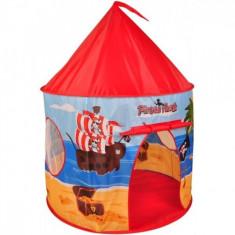 Cort de joaca pentru copii Piratul Honk Castel Knorrtoys - Casuta copii Knorrtoys, Multicolor