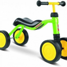 Tricicleta fara pedale Wutsch Verde Puky - Tricicleta copii