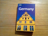 GERMANY -  Andrea Schulte-Peevers - Lonely Planet, 2004, 816 p.; lb. engleza