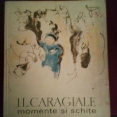 I.L. Caragiale Momente si schite, ilustratii Baciu Constantin
