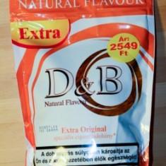 Nou Tutun D&B Volume 100 grame tutun pentru rulat / injectat D&B extra original