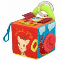 Cub activitati girafa Sophie Vulli - Instrumente muzicale copii