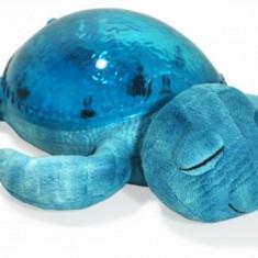 Lampa de veghe muzicala Tranquil Turtle Aqua Marine CloudB - Lampa veghe copii