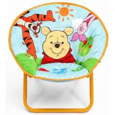 Fotoliu pliabil pentru copii Disney Winnie Delta Children - Set mobila copii