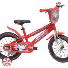 Bicicleta Cars 14 inch Denver - Bicicleta copii