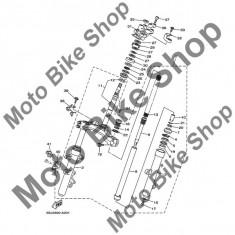 MBS Semering praf telescop fata Yamaha YP 250 Majesty 2003 #7, Cod Produs: 2UJ231440000YA - Simeringuri Moto