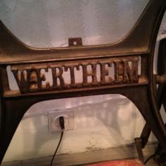 Masina de cusut Wertheim