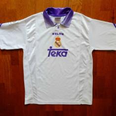 Tricou Real Madrid; marime S: 51 cm bust, 67 cm lungime, 46 cm intre umeri - Tricou barbati, Marime: S, Culoare: Din imagine