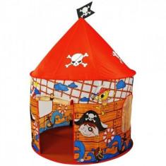 Cort de joaca pentru copii Pirati Knorrtoys - Casuta copii Knorrtoys, Multicolor