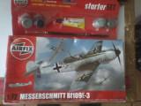 Bnk jc Avion - macheta - Messerschmitt Bf109E-3 - Airfix - 1/72, 1:72