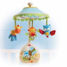 Carusel muzical cu proiectie Magia Noptii Tiny Love - Carusel patut