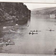 Bnk cp Valiug - Lacul de acumulare - necirculata - Carte Postala Banat dupa 1918, Printata