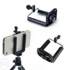 Suport telefon mobil / adaptor mount pentru trepied, monopied Samsung