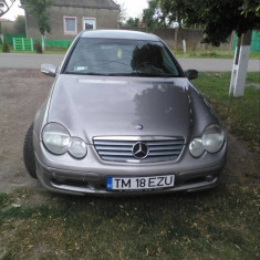 Mercedes- benz C 180 KOMPRESSOR, An Fabricatie: 2003, Benzina, 195000 km, 1796 cmc