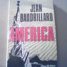 Jean Baudrillard - AMERICA { 1994 }
