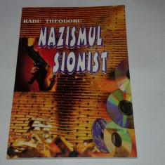 RADU THEODORU - NAZISMUL SIONIST - Carte masonerie